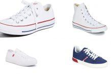 Amazon: zapatillas Converse Levis grandes precios