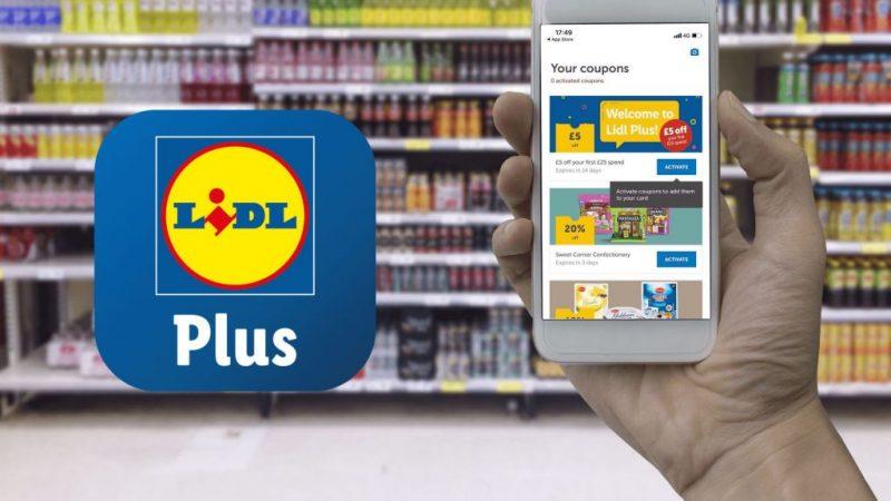 app de compra lidl
