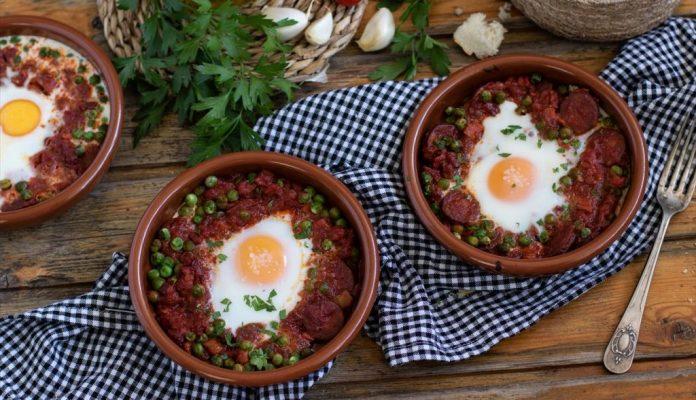 arguiñano huevos a la flamenca