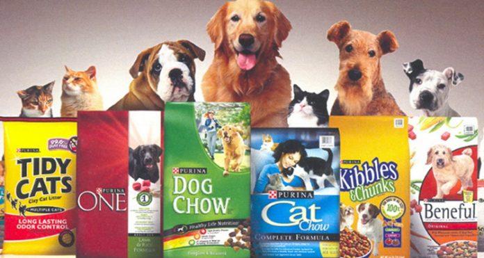 Así engordan perro y gato Nestlé Purina