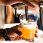 cerveza exportación presión ventas