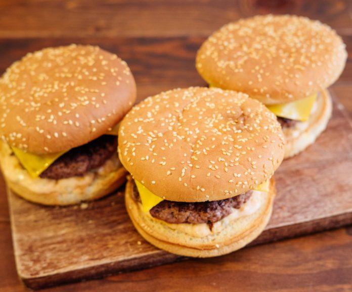 hamburguesa casera según Chicote