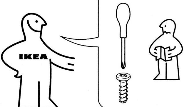Manual Ikea, instrucciones