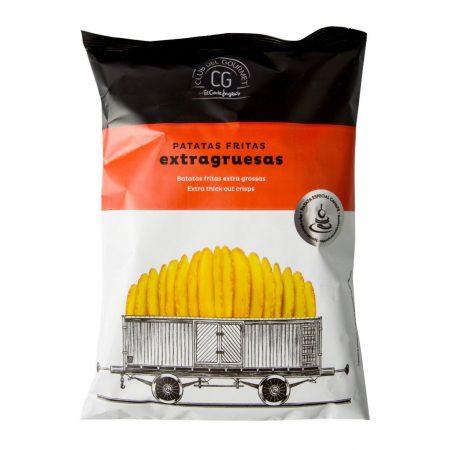 patatas fritas Club del gourmet, EL Corte Inglés