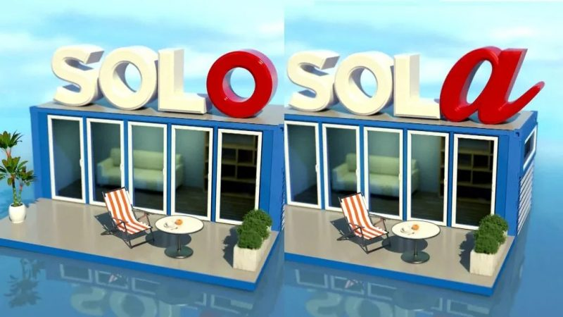Sola Solo, reality Telecinco