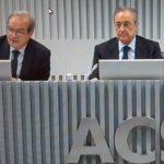 ACS sucesión Florentino Pérez