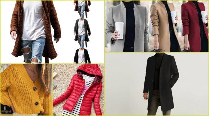 Aliexpress 10 chollos en ropa de abrigo para vestir este otoño por muy poco