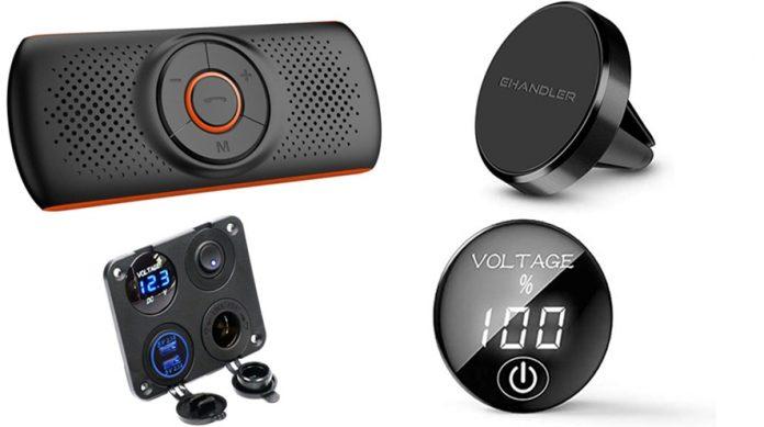 Amazon: gadgets coche y moto