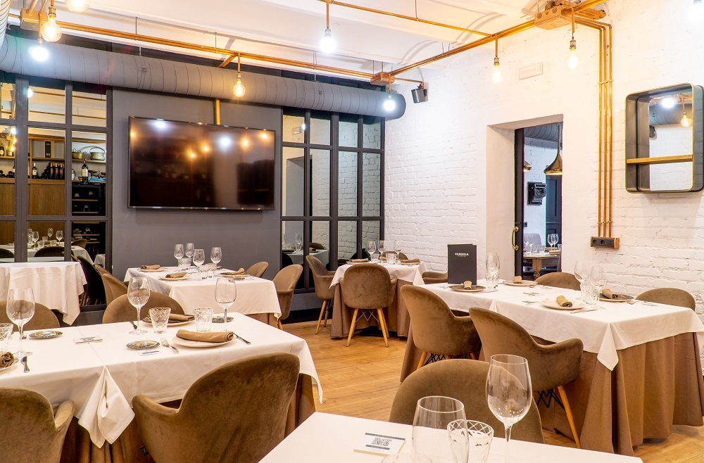 De la huerta a tu plato: restaurantes de Madrid para comer sano