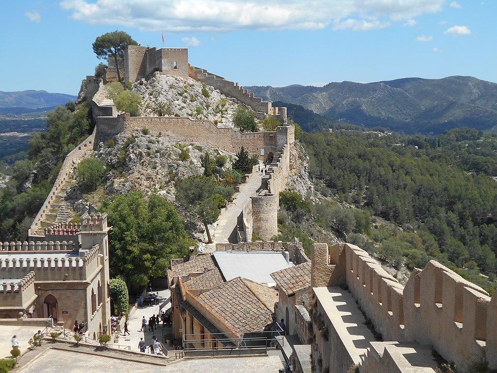 Xàtiva, excursiones Valencia