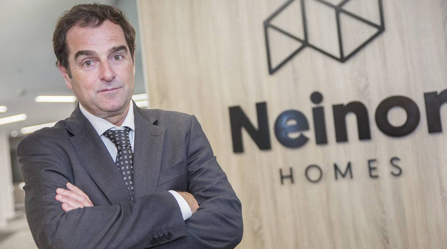 Cohen & Steers vuelve a entrar en Neinor como accionista