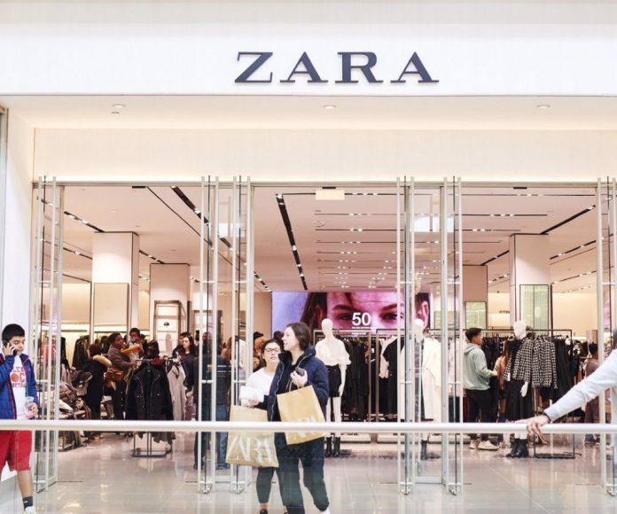 Zara ofertas abrigos y chaquetas