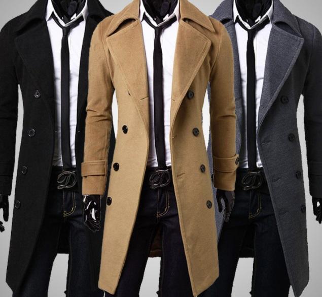 abrigo con estilo