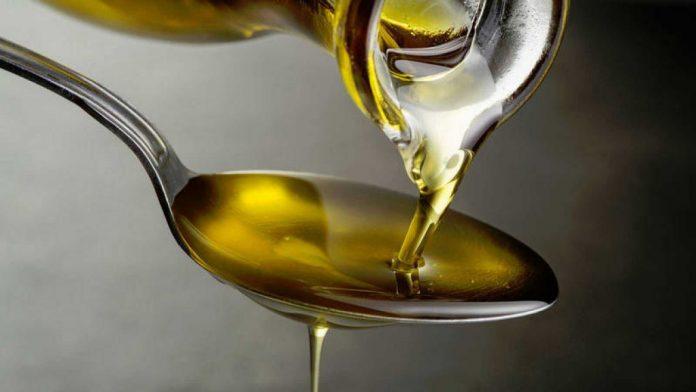 aceite de oliva y aceite de girasol