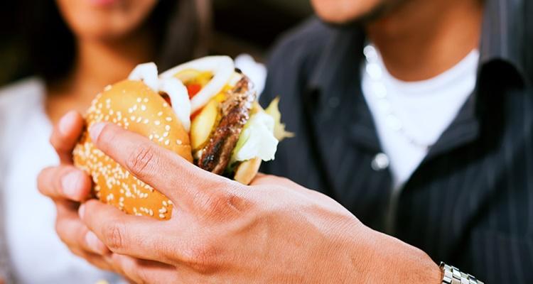 Alimentación, comida rápida, depresión