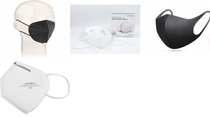 Amazon: mascarillas FFP2 y reutilizables oferta hoy