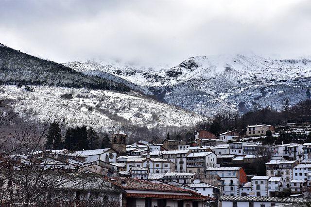 Béjar, pueblos España con nieve