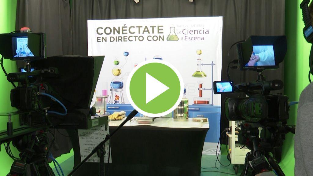 El Museo de las Ciencias de Valencia presenta 'Conéctate a la Ciencia en directo'