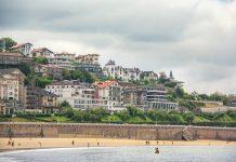 pueblos de la costa vasca