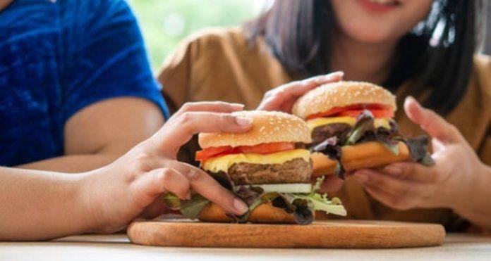 Por qué depresión comida rápida