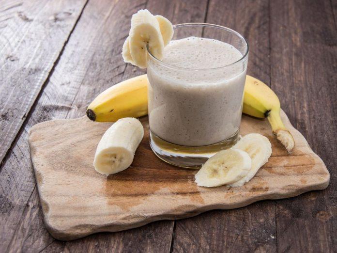 dieta batido plátano y avena para adelgazar