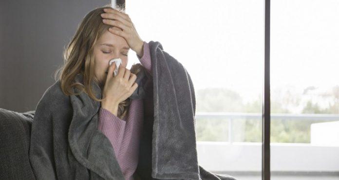 Distinguir covid-19, resfriado, gripe