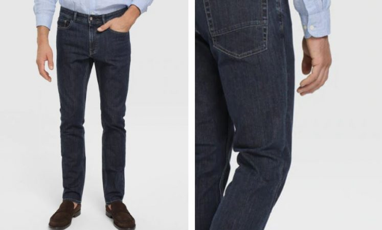oferta pantalones emilio tucci