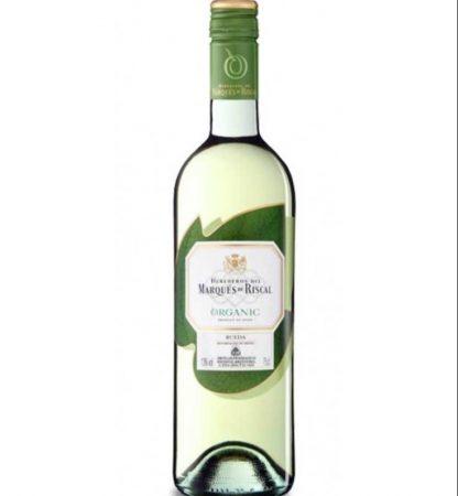 marqués de Riscal vino blanco