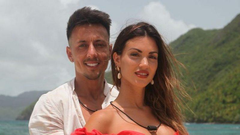 Meldi y Christian La Isla de las Tentaciones