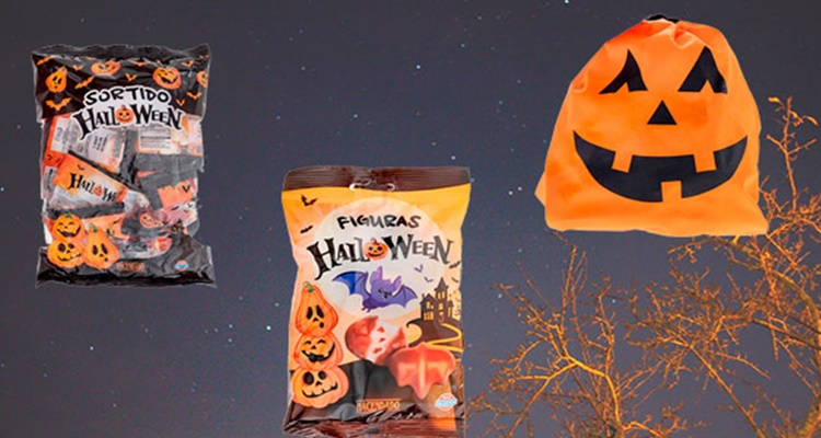 Mercadona productos Halloween