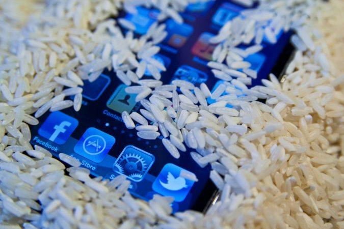 secar móvil, smartphone