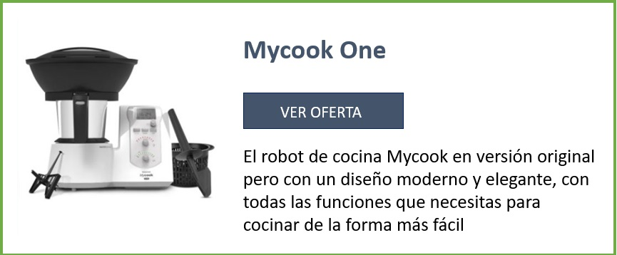 mycook one. ver oferta