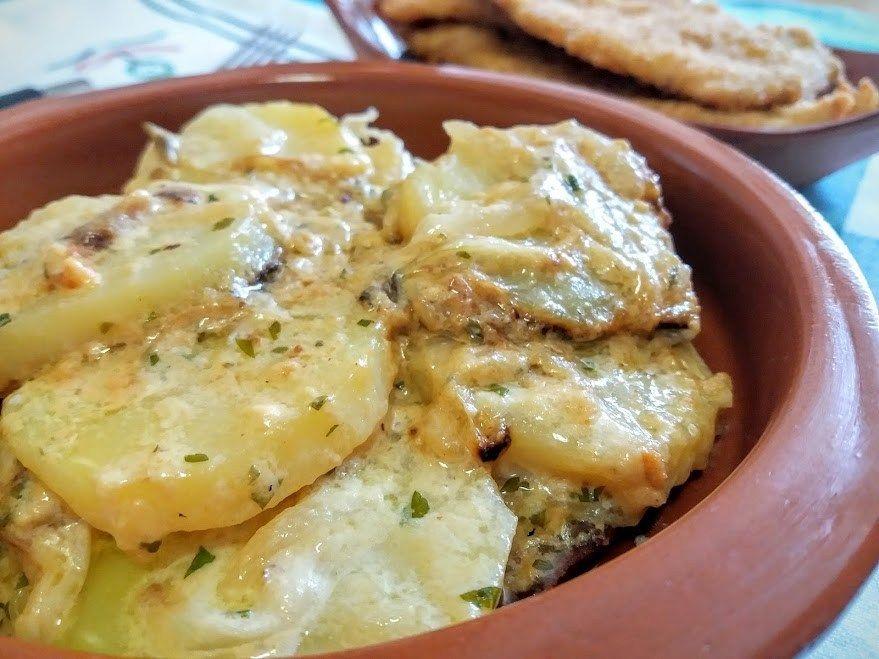 Patatas a lo mayordomo: cómo hacer en minutos este desconocido manjar