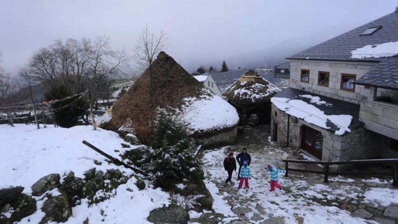 Piornedo, Lugo - pueblos
