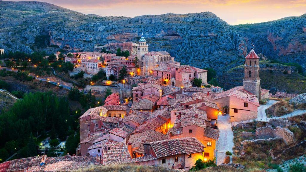 pueblos españa albarracin