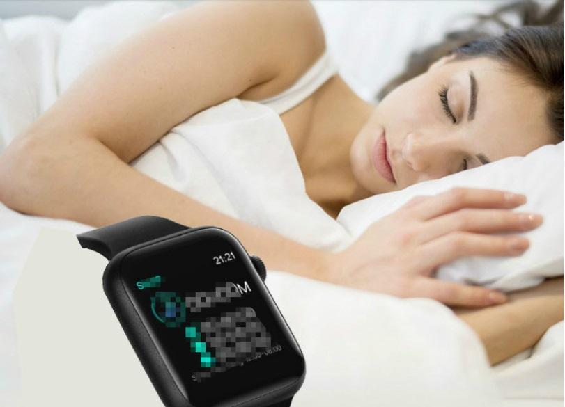 reloj monitor sueño