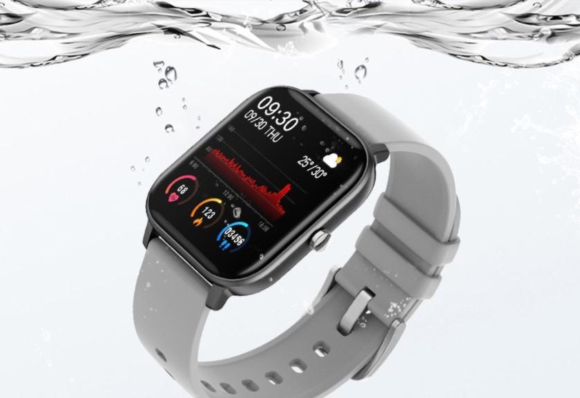 reloj pulsera silicona