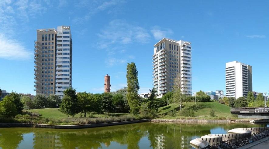 El sector inmobiliario lideró hasta julio el mercado transaccional español