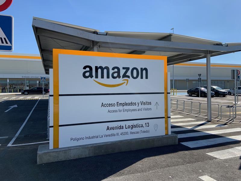 Amazon: entrada en funcionamiento en España de su primer proyecto solar fuera de EEUU