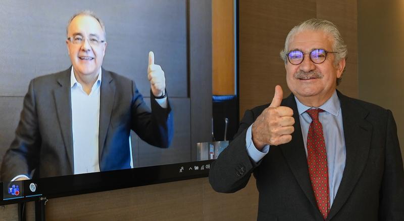 Endesa suministrará el 100% de la energía de Cellnex en España los próximos 10 años