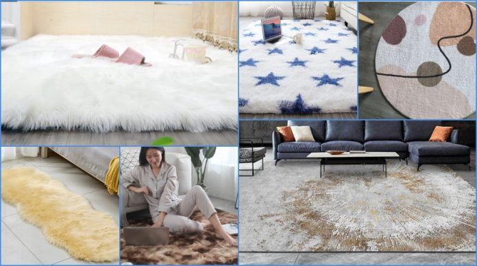 Aliexpress 10 alfombras maravillosas y calentitas que vas a querer tener en tu hogar