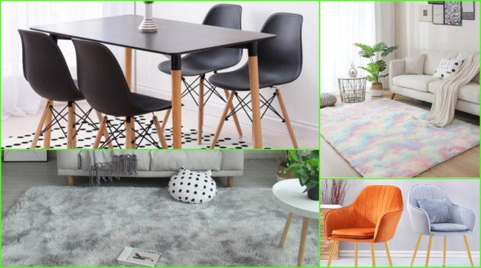 Aliexpress alfombras y muebles de diseño a precios increíbles en su web