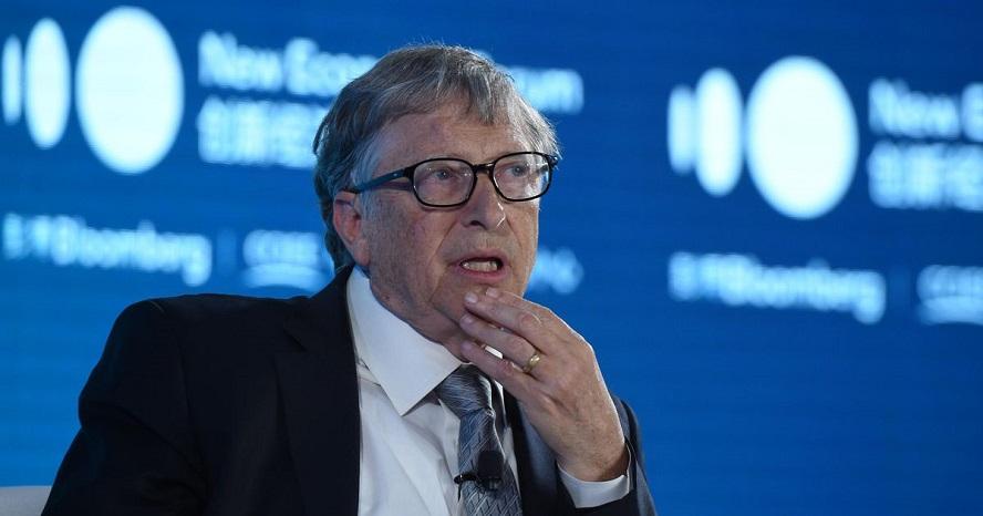 Bill Gates usa Android
