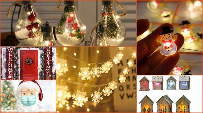 Los 10 adornos navideños más alucinantes de Aliexpress