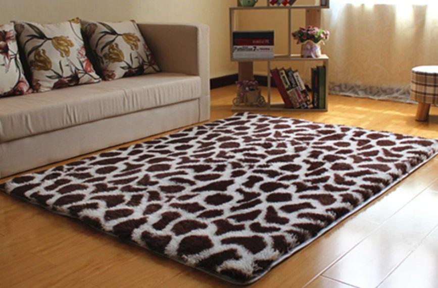 alfombra animal print