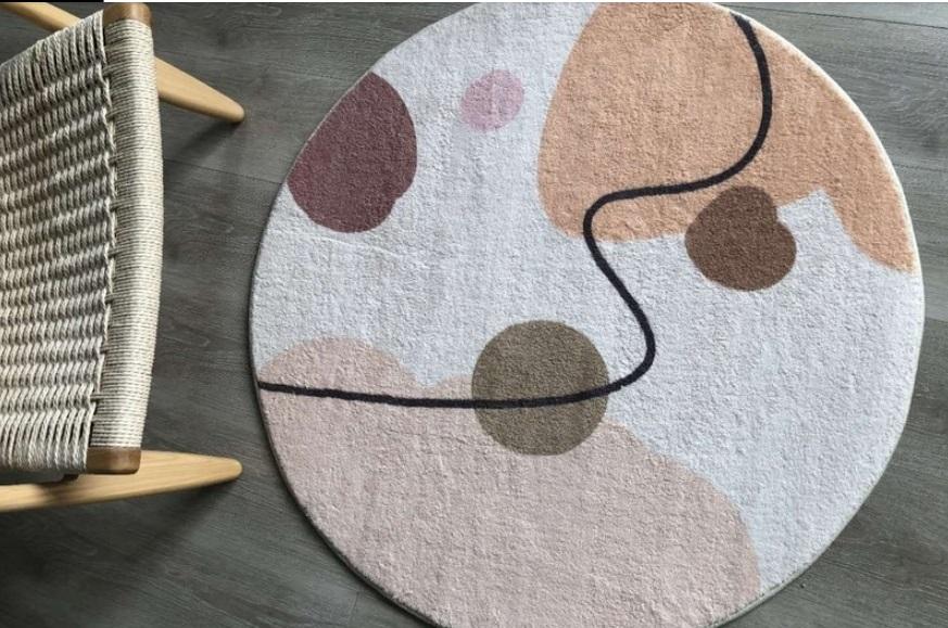 alfombra con estilo