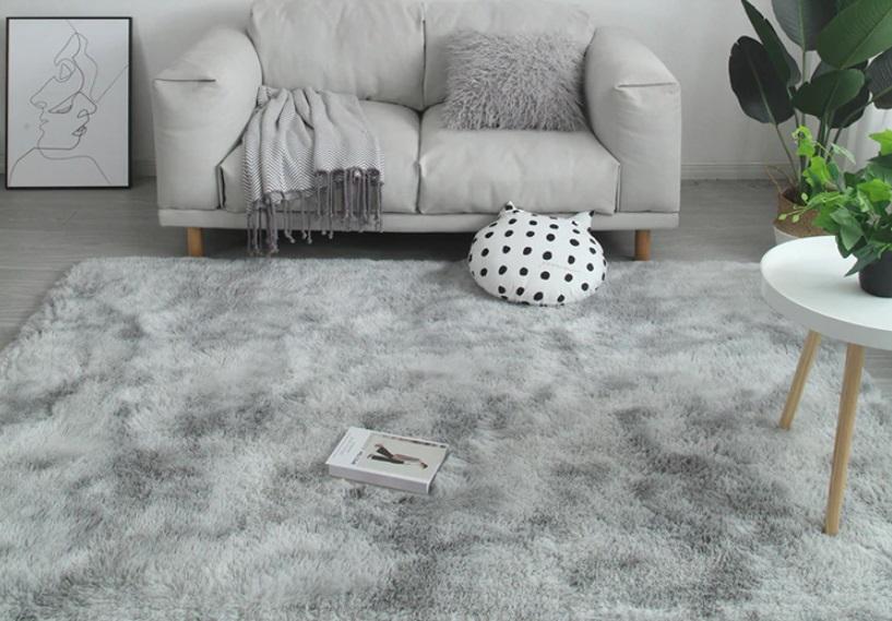 alfombra de acabado nórdico