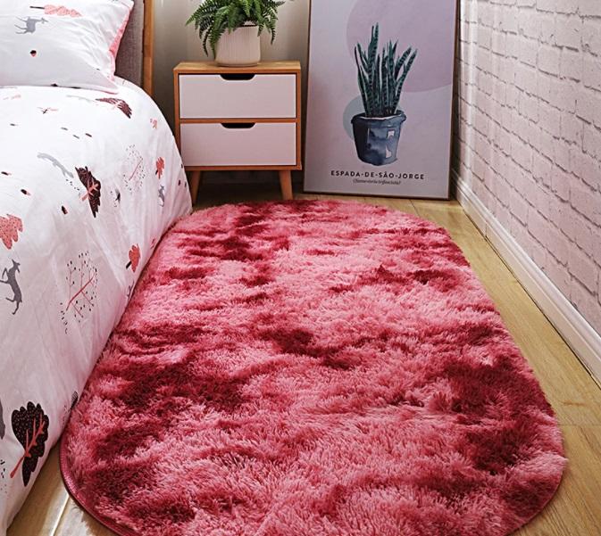alfombra dormitorio