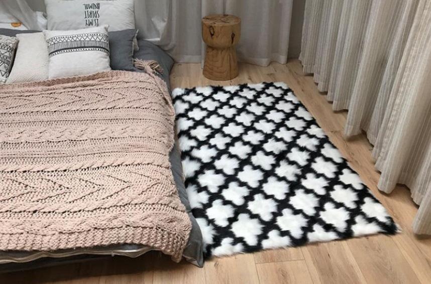 alfombra estampado