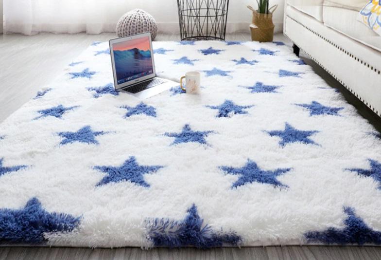 alfombra estrellas